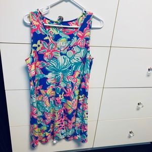 Lilly Pulitzer tank dress